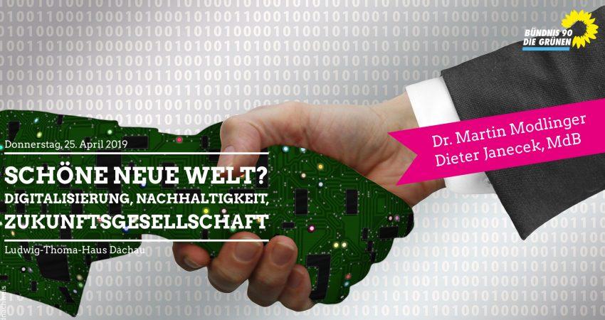 Schöne neue Welt? Digitalisierung, Nachhaltigkeit, Zukunftsgesellschaft