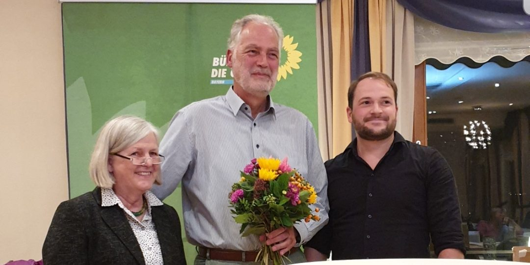 Achim Liebl ist unser Landratskandidat!