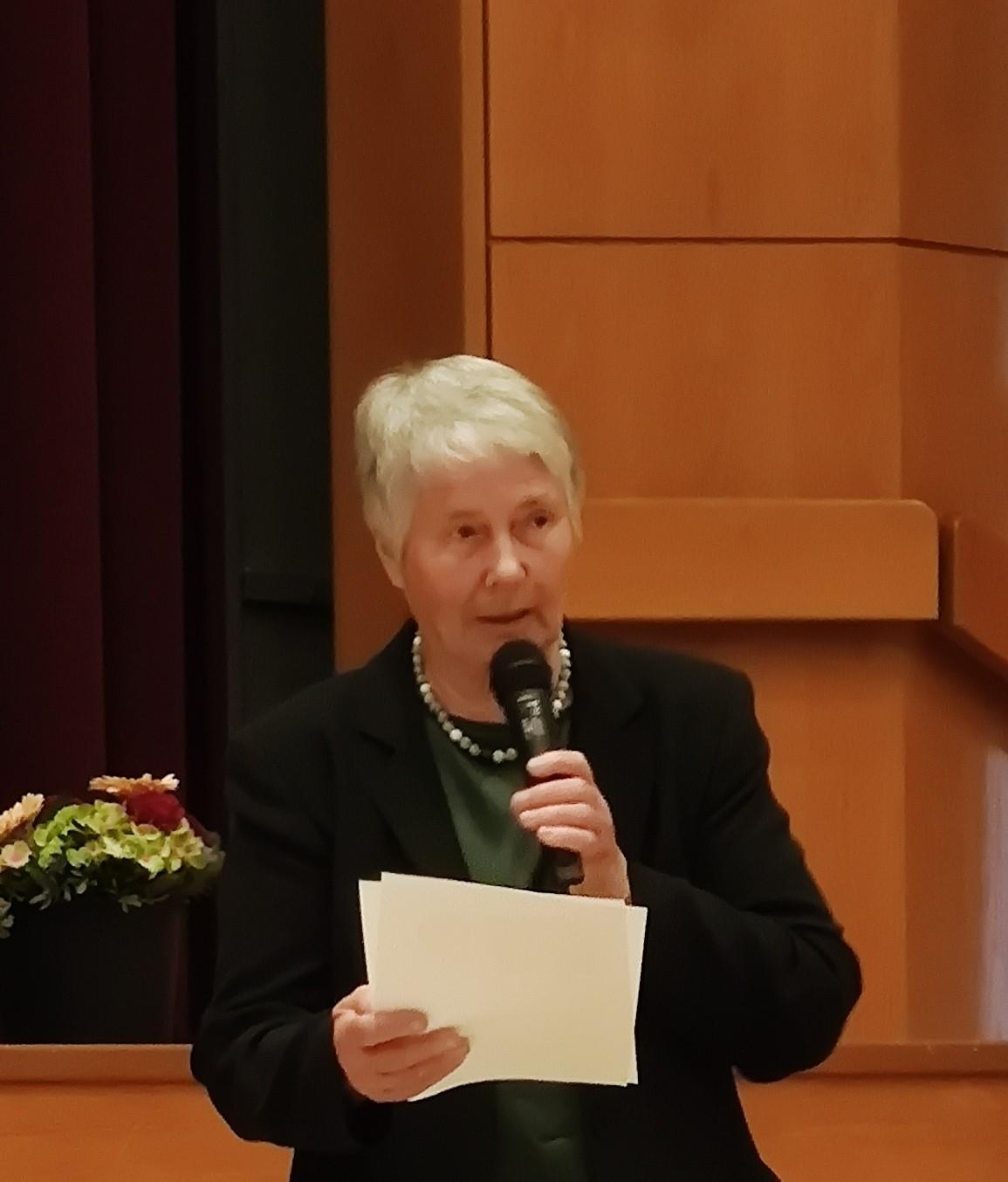 Konstituierung des neuen Kreistags: Rede der stellvertretenden Landrätin Marese Hoffmann