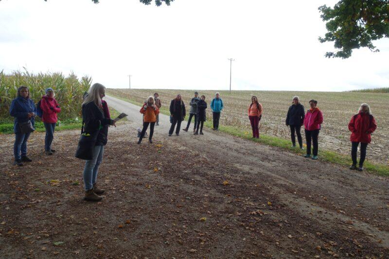 Frauenwanderung in Petershausen