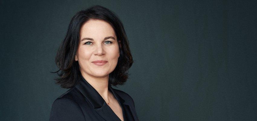 Unsere Kanzlerinkandidatin: Annalena Baerbock