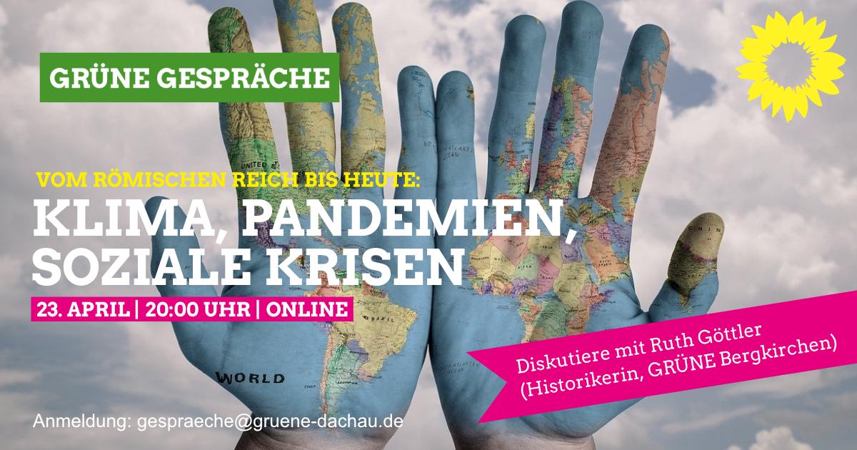 Klima, Pandemien und soziale Krisen