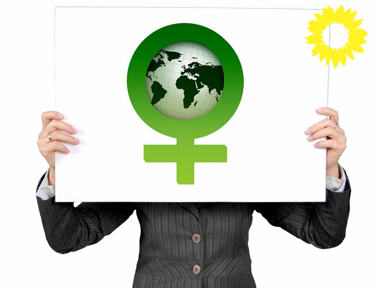 Grüne Frauenpolitik