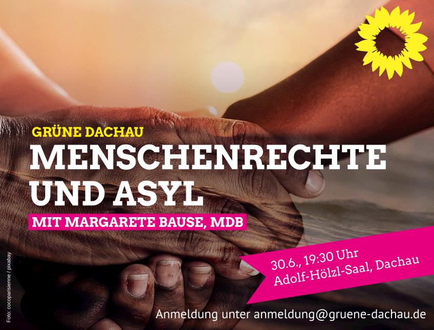 Menschenrechte und Asyl